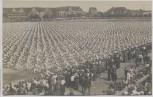 AK Foto Leipzig 1. Deutsches Arbeiter-Turn und Sportfest Juli 1922