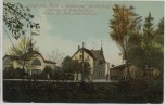 AK Gruß vom Hotel u. Restaurant Waldschloß Oberholz b. Liebertwolkwitz Großpösna 1914