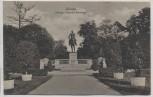 AK Dessau Herzog-Friedrich-Denkmal Feldpost 1916