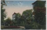 AK Mühlhausen/Thüringen Am Lindenbühl 1913