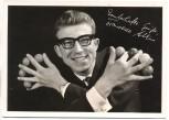 AK Franz Alt Francesco Altini Der magische Blitz Tanz Oase Untergrombach bekannter Journalist und Buchautor 1960 RAR Sammlerstück