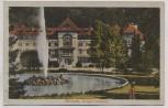 AK Sinaia Hotel Caraiman Karpaten Rumänien 1910