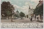AK Dortmund Hohestrasse mit Menschen 1906 RAR