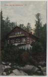 AK Gruss von der Luisenburg im Fichtelgebirge b. Wunsiedel 1907