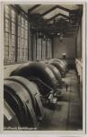 AK Foto Kraftwerk Bleilochsperre Bleilochtalsperre Turbinen b. Saalburg 1935
