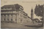 AK Bautzen Museum mit Reichenturm am Kornmarkt 1925
