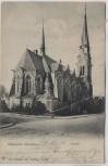 VERKAUFT !!!   AK Dresden Blasewitz Kirche 1906