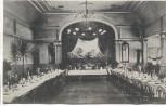AK Schönberg i. Holstein Hotel Stadt Hamburg Innenansicht 1910 RAR