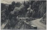 AK Curaglia Medel (Lucmagn) Lukmanierstrasse Graubünden Schweiz 1914 RAR