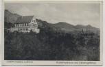 AK Oberkassel (Bonn) Obercassel Hubertushaus und Siebengebirge 1930