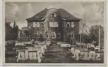 VERKAUFT !!!   AK Braunschweig Parkhaus Querum Frontansicht 1920 RAR
