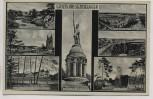 AK Mehrbild Gruss vom Sennelager b. Paderborn 1935