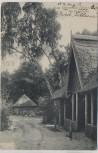 AK Ostseebad Müritz Die Fischerhütte 1912
