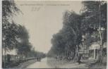 AK Ostseebad Graal-Müritz Villenstraße in Müritz-Ost mit Villa Glückauf 1912 RAR