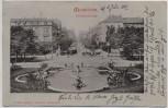 AK Mannheim Heidelbergerstraße 1901