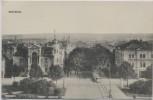 AK Weimar Ortsansicht mit Hotel Kaiserin Augusta 1910