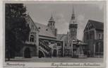 AK Braunschweig Burg Dankwarderode u. Rathausturm 1930