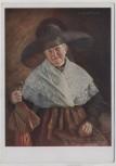Künstler-AK R. Nitsch Bürgerfrau aus Mittelfranken Rothenburg Tauber Volkstrachten Nr. 2 VDA 1935