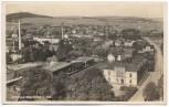 AK Neugersdorf Ansicht mit Fabrik Sachsen 1935