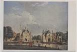 Künstler-AK Jan ten Compe Ansicht von Delft 1935