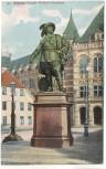 AK Bremen Gustav Adolph-Denkmal 1910