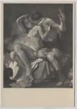 Künstler-AK Karl Truppe Bacchus und Ariadne Akt München Haus der Deutschen Kunst HDK 444 2 1935