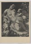 VERKAUFT !!!   Künstler-AK Rich. Heymann Fruchtbarkeit Akt Frau München Haus der Deutschen Kunst HDK 526 1935