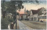AK Stendal Breite Strasse Kinder 1910 Sammlerstück