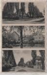 AK Holzhausen Sachsen bei Leipzig Die Siedlungen Waldfrieden und Sophienhöhe 1940 RAR
