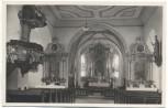 AK Eichendorf Kath. Pfarrkirche 40jähr. Priesterjubiläum L. Kreuzeder 1938 Sammlerstück