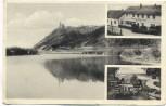 VERKAUFT !!!      AK Bogen Wallfahrts- und Ausflugsort Bogenberg Donau Restaurant z. schönen Aussicht 1935