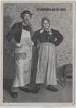 Künstler-AK De Neideiteln und ihr Anton Plauen im Vogtland 1920