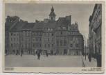 AK Warschau Warszawa Alter Markt 1940