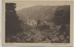 AK Riesengebirge Riesengrund mit Koppe b. Pec pod Sněžkou Petzer 1925