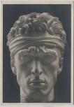 Künstler-AK Arno Breker Ausschnitt Verwundeter Plastik Nr. 33 1935