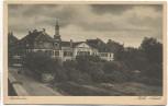 AK Saarbrücken Kable-Schule Saargebiet 1920