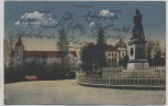 AK Tuttlingen Turnhalle Volksschule Denkmal 1925