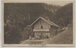 AK Reiser-Alm bei Lenggries 1920