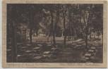 AK Göttingen Kaiser Wilhelm Park Freilichtbühne 1930 RAR