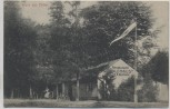 AK Gruss aus Mehle Restaurant Waldhaus b. Elze 1905 RAR