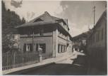 AK Foto Ziegenrück Schmidt's Gaststätte Thüringen 1962