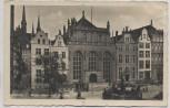 AK Foto Danzig Gdańsk Langer Markt mit Artushof Polen 1940