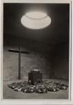 AK Foto Berlin Reichsehrenmal Innenansicht mit Kränzen 1940