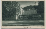 AK Heidelberg Victoria Hotel 1924