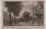 AK Güstrow Schweriner Straße 1920 RAR