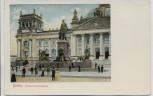 AK Berlin Tiergarten Bismarck-Denkmal mit Reichstagsgebäude 1900
