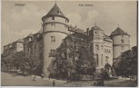 AK Stuttgart Altes Schloss 1910