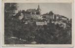 Künstler-AK Alt-Siegen Oberes Schloss Feldpost 1917