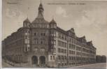 AK Pforzheim Osterfeldschulhaus Größtes in Baden 1913