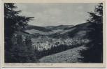 AK Höhenluftkurort Furtwangen im Schwarzwald Ortsansicht 1929